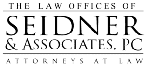 Seidner Law Logo - Long Island Attorney